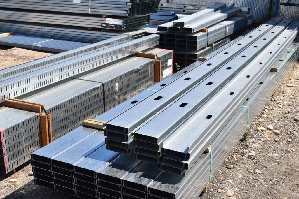 Steel Framing | Galvanized Steel | Eastern Oregon | Boise
