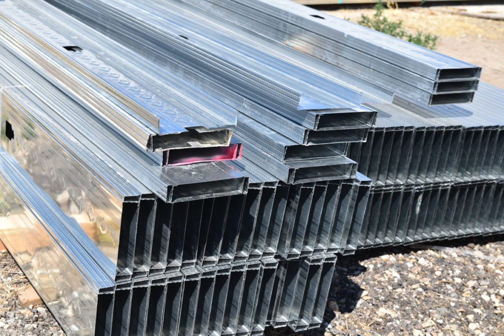 steel connections construction tools supplies fasteners metal framing boise id - Metal Framing Tools